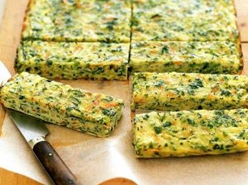 Homemade Zucchini And Carrot Bars
