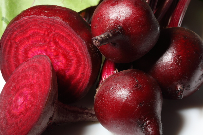 Boost Your Brain Power Beet Berry Smoothie