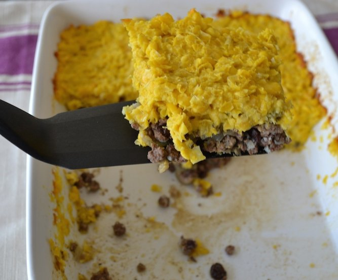Sweet Corn Pie