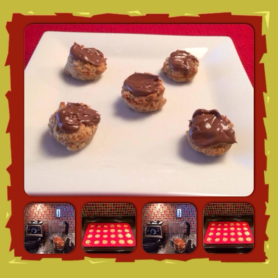 Almond Flour Banana Mini Muffins