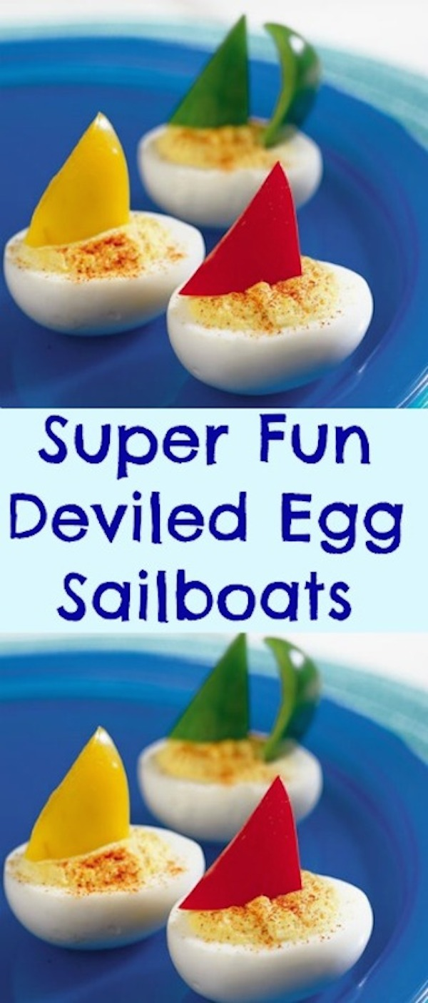egg sailboats