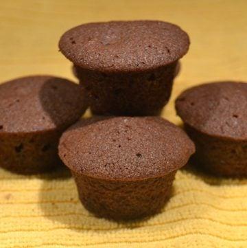 Homemade Mini Brownies