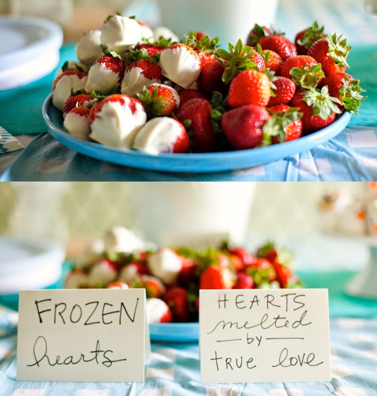 10 disney frozen fun food party ideas