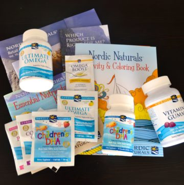 Nordic Naturals Product Review