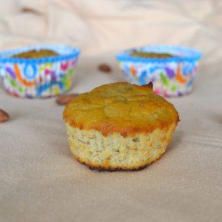 Banana Almond Flour Muffins