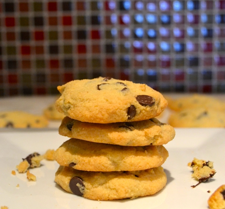 Perfect Almond Flour Chocolate Chip Cookies