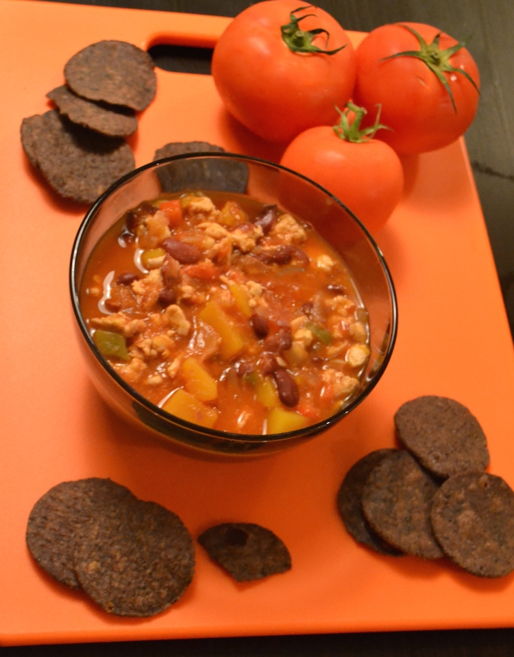 ... pumpkin to your favorite dishes. This Turkey Pumpkin Chili is the