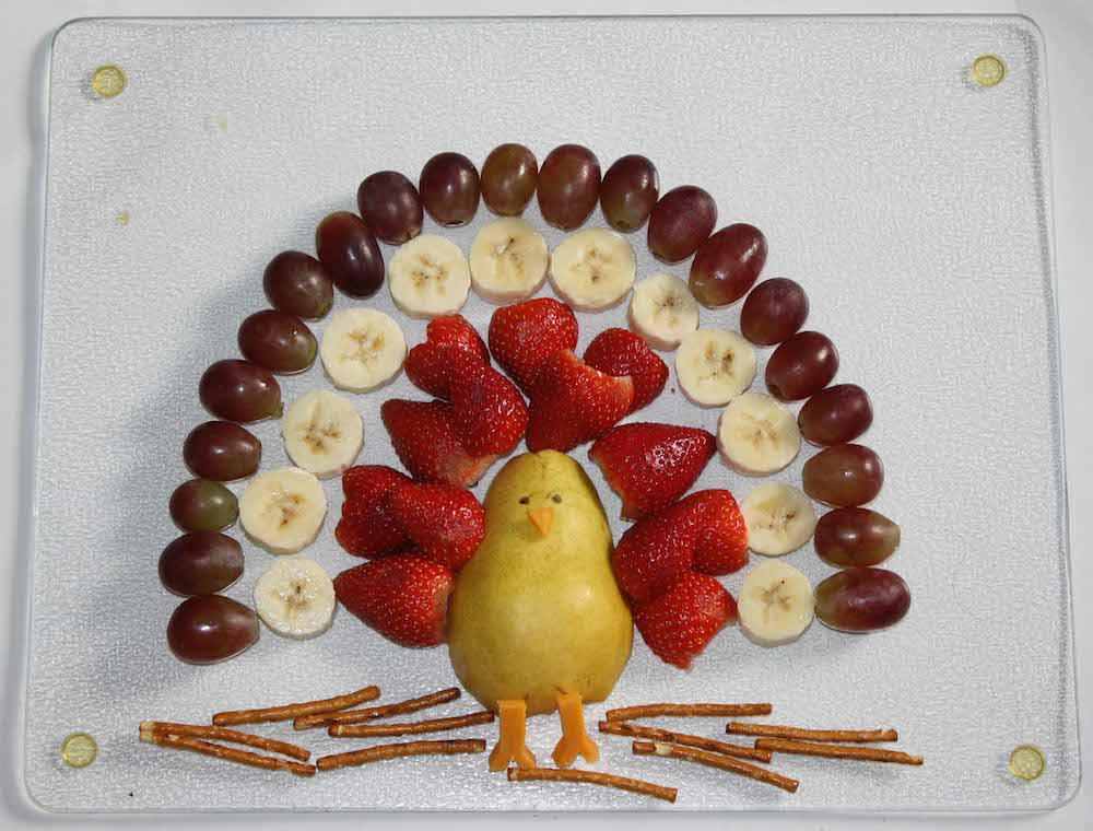 7 Healthy Thanksgiving Fun Food Ideas