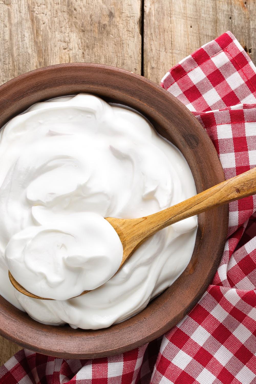 Healthy Ingredient Swaps greek yogurt