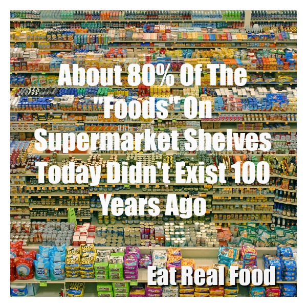 Processed foods are bad for our health