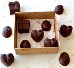 DIY Chocolates In A Box