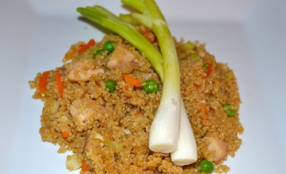 foto Protein-packed chicken stir-fry