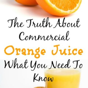 The Truth About Commercial Orange Juice: What You Need To Know