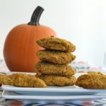 almond-flour-pumpkin-cookies
