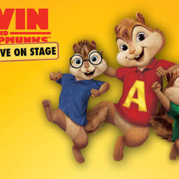 ALVIN AND THE CHIPMUNKS: THE ROAD CHIP MOVIE