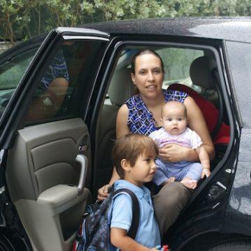 Una Familia Ocupada Debe Tener Un Carro Seguro #CambioConfiable