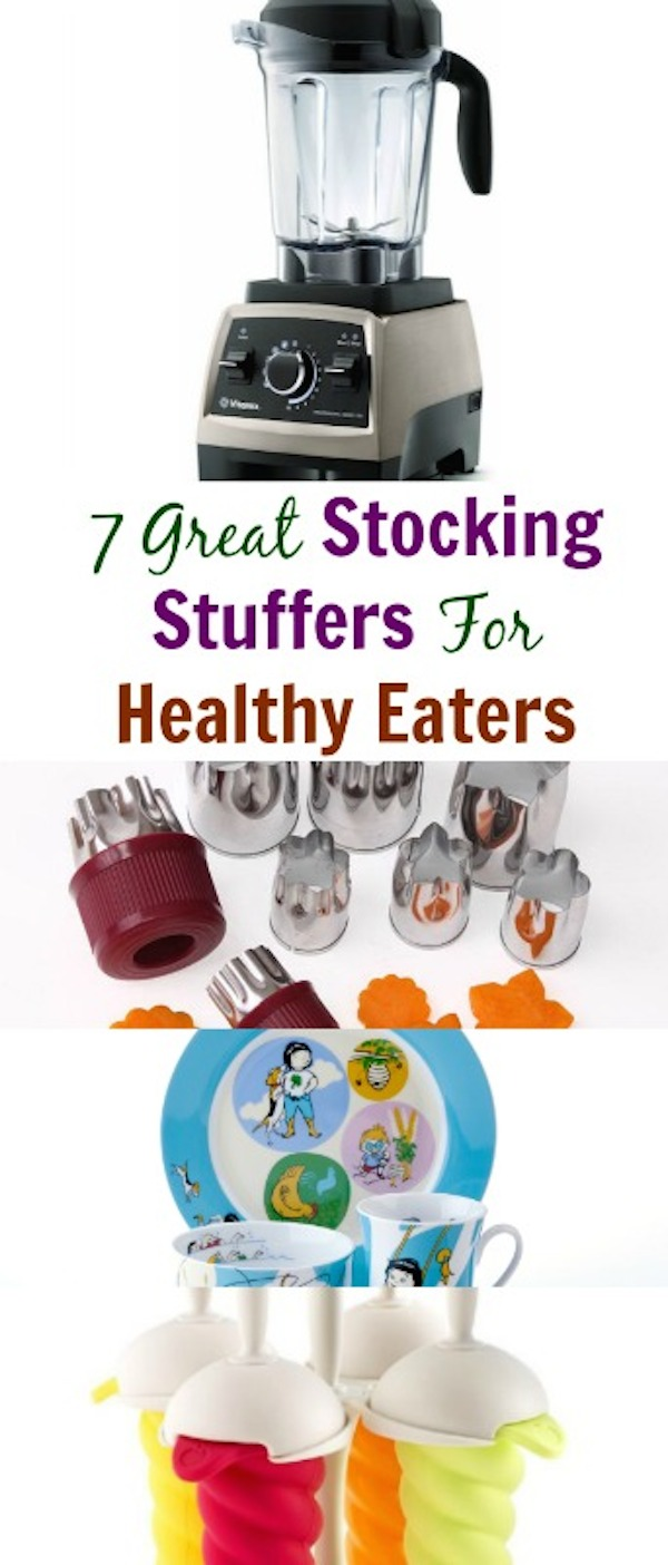 7 Great Stocking Stuffers For Healthy Eaters