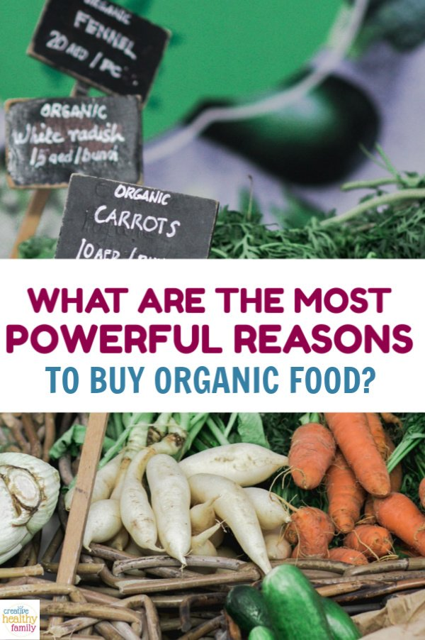 Organic food contains more nutrients which will transform in a healthier and stronger you. Powerful reasons why you should buy organic food here!
