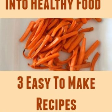 Turn Junk Food Into Healthy Food 3 Easy Recipes