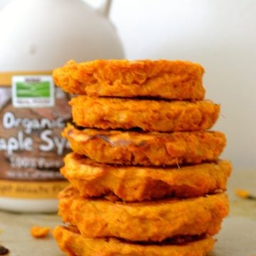 2-ingredient-sweet-potato-pancakes