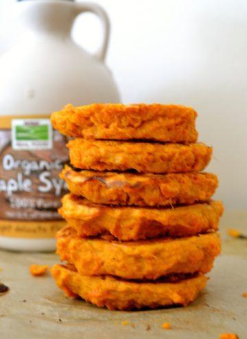 2-ingredient-sweet-potato-pancakes