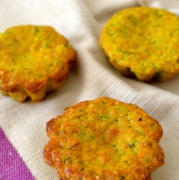 healthy-zucchini-carrot-muffins