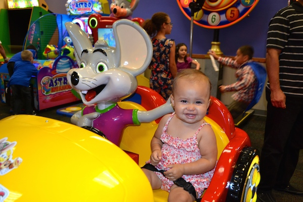 Celebrate Helen's Birthday This Memorial Day Weekend At Chuck E. Cheese's