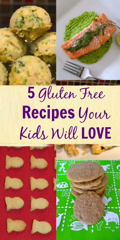 gluten free recipes your kids love