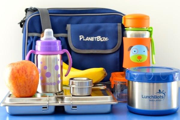 My Favorite 10 Green School Lunch Supplies