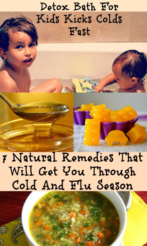 7 Natural Remedies That Will Get You Through Cold And Flu Season