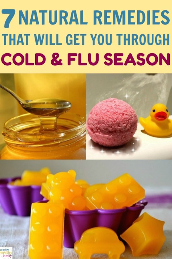 natural remedies to stay healthy this cold and flu season