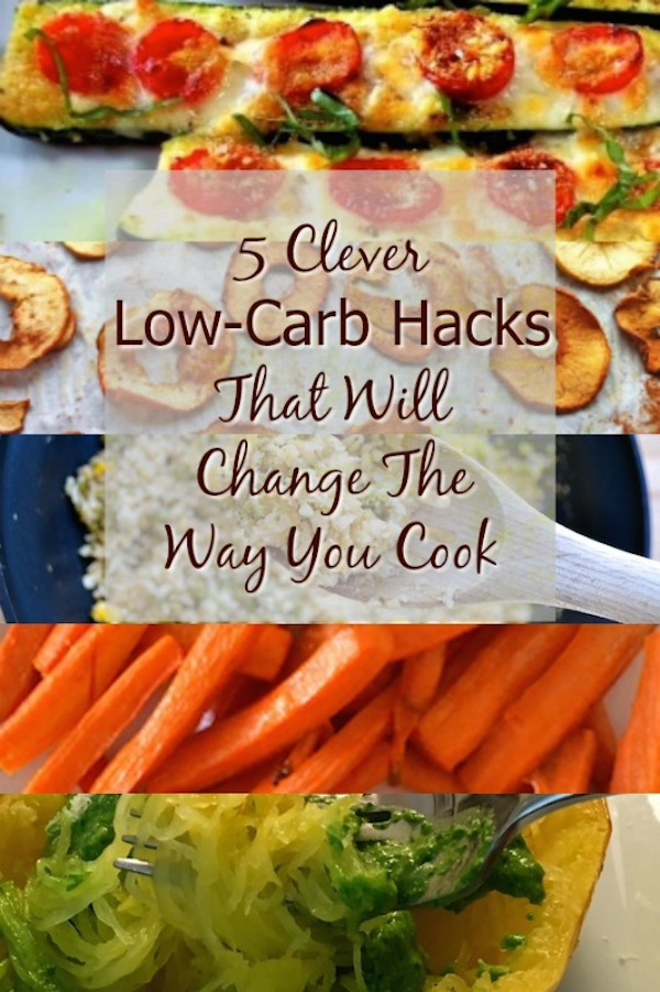 5 Clever Lo-Carb Hacks That Will Change The Way You Cook-cook-9