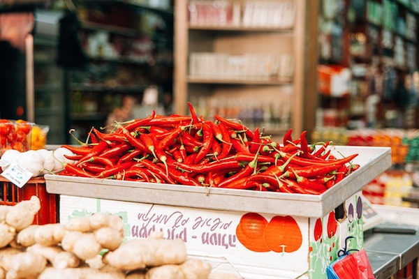 5 Healthy Reasons Why You Should Spice Up Your Food