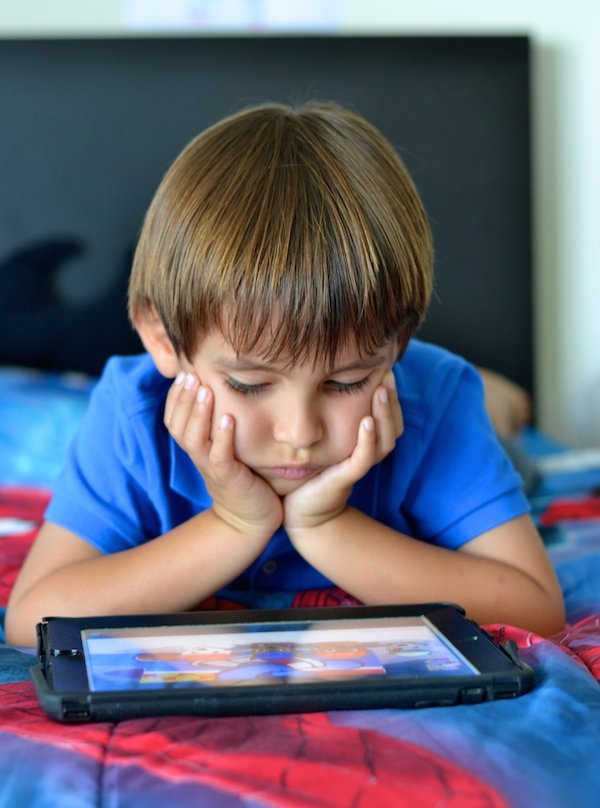 The iPad is a Far Bigger Threat to Our Children Than Anyone Realizes