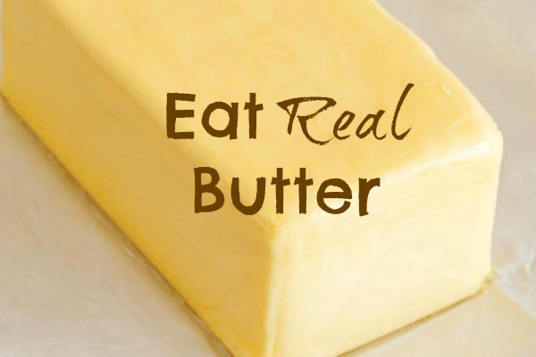 The Reason Why I Eat Butter Instead Of Margarine