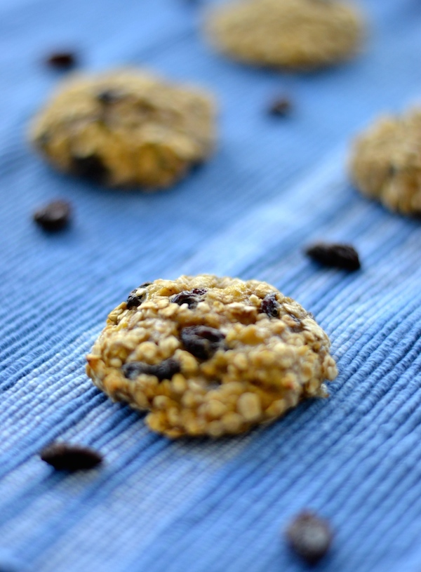 Amazing 3 Ingredient Banana Oatmeal Cookies