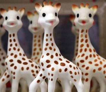 You Must Read This If You Have A Sophie The Giraffe At Home