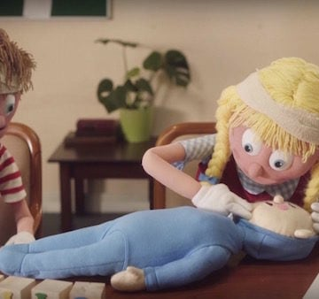 2 Videos Every Parent Must Watch In Case Child Chokes Or Needs CPR