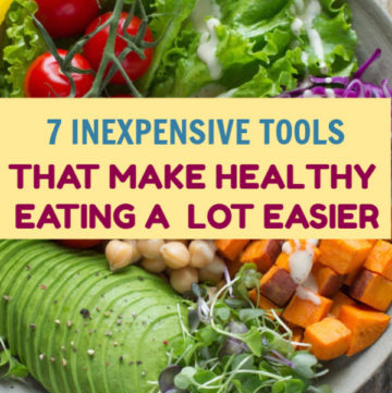 If you are trying to make better food choices, then these 7 Inexpensive Gadgets That Make It Easier To Eat Healthier will really.... REALLY! help.