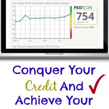 Conquer Your Credit And Achieve Your Financial Goals