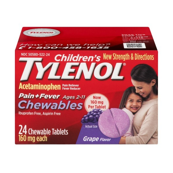 Do You Treat Mild Fevers? Acetaminophen Overuse Can Harm Your Children