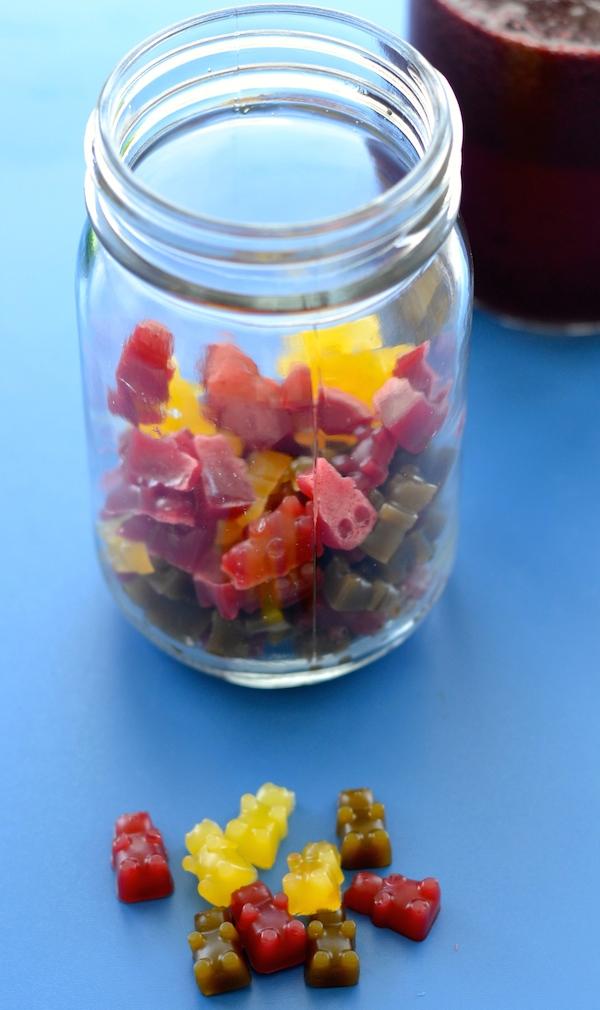 Chewable Gummy Multivitamins