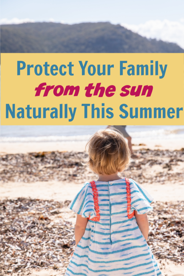 protect from the sun naturally
