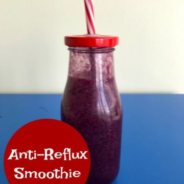 Anti-Reflux Energizing & Healing Morning Smoothie