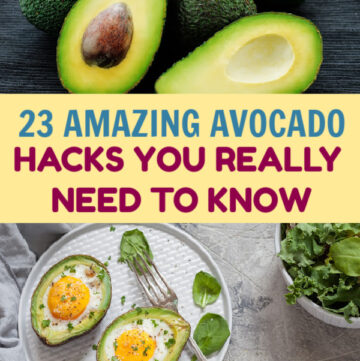 From delicious recipes to skincare tips and beyond, we're talking about 23 amazing ways to use avocados every day. Keep reading!