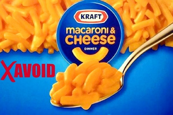 macaroni & cheese bad for your health