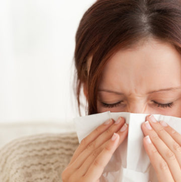 5 Effective Home Remedies For Colds And Stuffed Noses