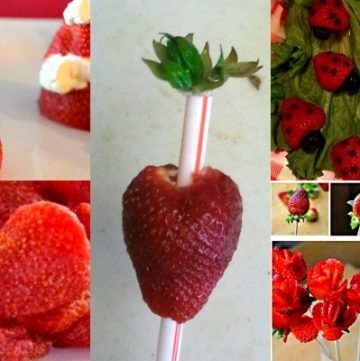 7 Genius Strawberry Hacks Everyone Should Try Right Now