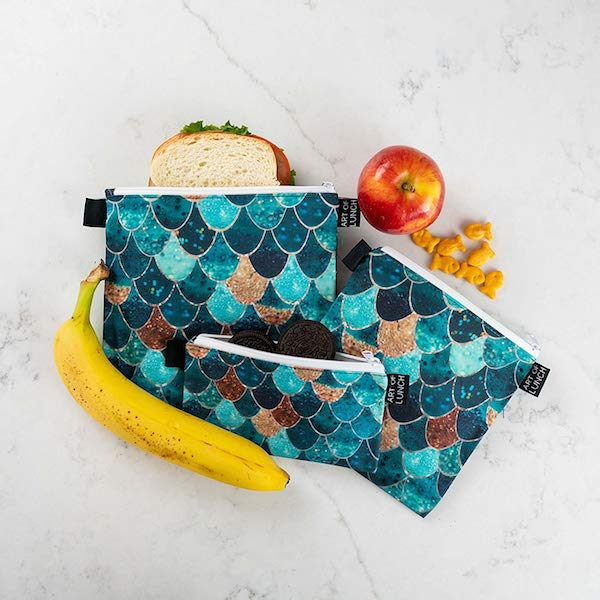 reusable lunch bags plastic free