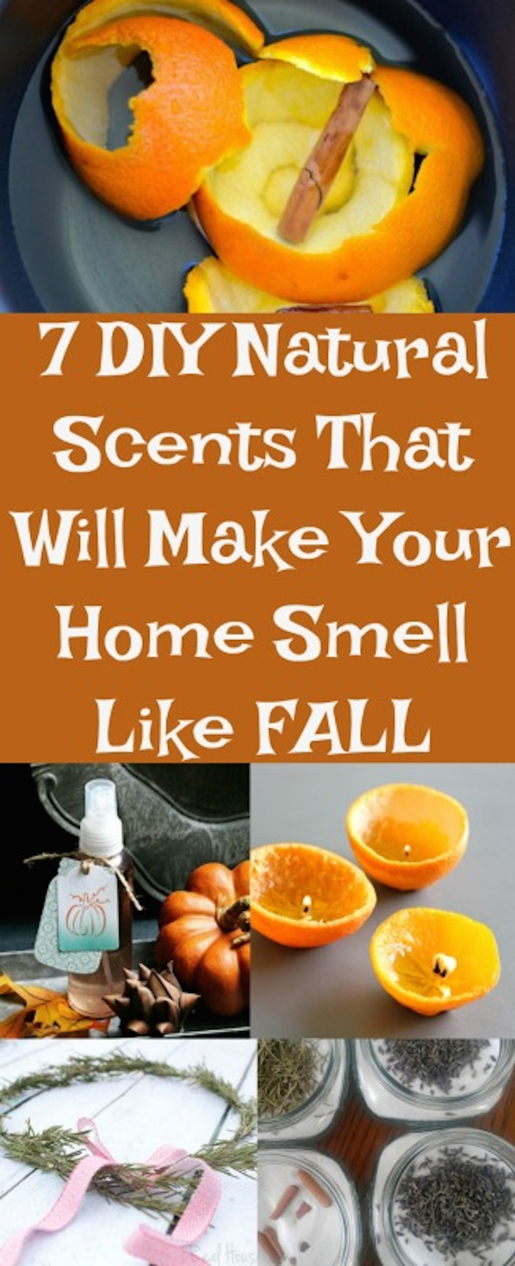 7 DIY Natural Scents That Will Make Your Home Smell Like Fall
